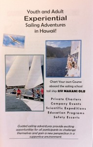 Charter Brochure Cover